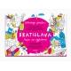Bratislava zábavná omaľovánka pre deti